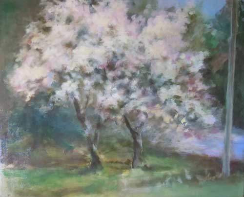 Apple Blossoms (SOLD)