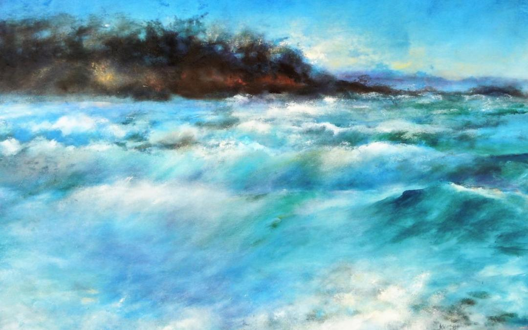Pacific Blue (SOLD)