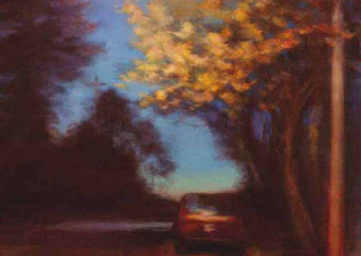 Lone Car (SOLD)